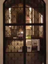 Kostel Nalezení sv. Kříže v Doubravníku - interiér