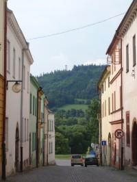 Moravská Třebová a rozhledna Pastýřka