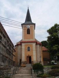 Obec Bedřichov v okrese Blansko
