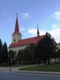 Kostel sv. Jiljí v Bystřici pod Hostýnem