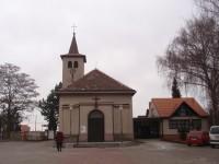 Kostel Povýšení sv. Kříže v Brně-Slatině