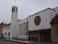 Kostel Českobratrské církve evangelické v Brně-Židenicích
