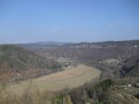 Turnov - Klokočí - Kozákov - Suché skály - Malé skála