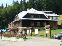 Horská chata Vsacký Cáb