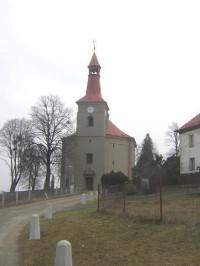 Bělotín - kostel