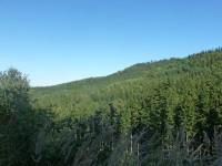 Chlebovice - Rozhledna Kabátice
