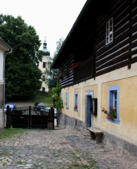 Skanzen Zubrnice - Muzeum lidové architektury