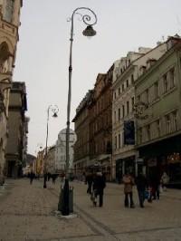 T.G.Masaryka - pěší zóna