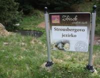 Strousbergovo jezírko