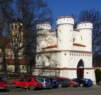 Do zámeckého parku a na zámek Vlašim