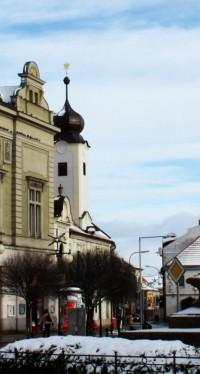 Poděbrady - Stará radnice