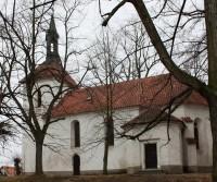 Kostel v Ratměřicích