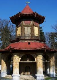 Vlašim - Čínský pavilon