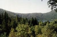 Kráterové jezero Sfinta Ana a Mlastina Mohoš