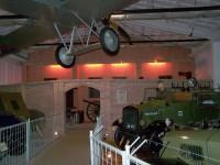Vojenské technické muzeum v Lešanech