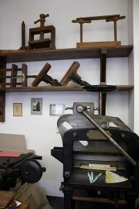 Knihařské muzeum v Rožďalovicích