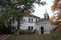 Praha - Kaple Panny Marie Šancovní (v hradbách)