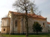 Zlatníky - Kostel sv. Petra a Pavla