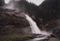 Vodopády Krimmler Wasserfälle