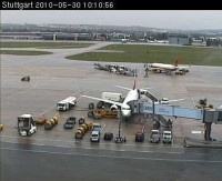 Webkamera - Stuttgart Airport