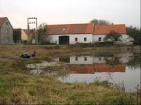Rybáři: jih obce