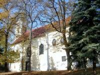 Zábranský kostel