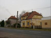 zástavba v obci