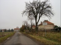 obec ze západu