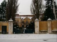 Brána do zámku