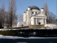 Mostecké krematorium