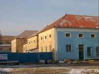 Budovy kasáren