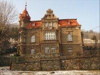 Secesní vily Zahražany