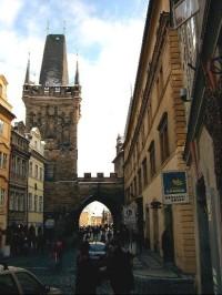 Vyšší mostecká věž
