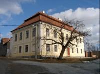 Bušovice - zámek
