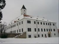 Zásmuky - zámek