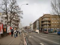Jeremenkova ulice od nábřeží