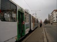 Zastávka tramvaje Dvorce