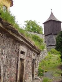 zvonice kostela sv. Jakuba