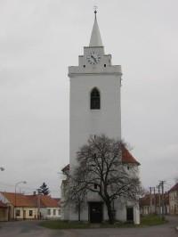 Dolní Věstonice - kostel