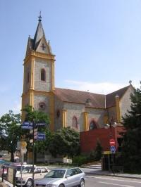 Hluboká nad Vltavou - Kostel sv. Jana Nepomuckého