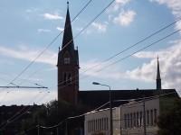 Římskokatolický kostel Božského srdce Páně v Teplicích