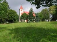 Borová-kostel