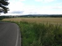 Cesta k obci Blažkov
