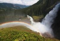 Krimmelské vodopády, Weißsee Gletscherwelt, Wildkogel – NP Vysoké Taury - Rakousko