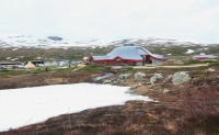 Arctic Circle Centre - Norsko  24.7.2015