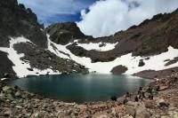 Lac du Cinto 2289 m.n.m.