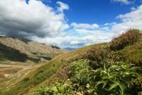 Cestou z Lac du Cinto  do Lozzi