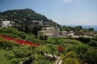 ostrov Capri - klášter Certosa di San Giacomo