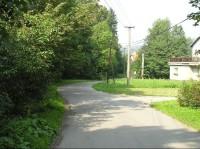 Kunčice p. O. - kaple: Kunčice p. O. - kaple - směr centrum Kunčic