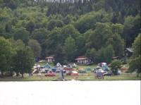 Kemp - rybník v Jedovnicích